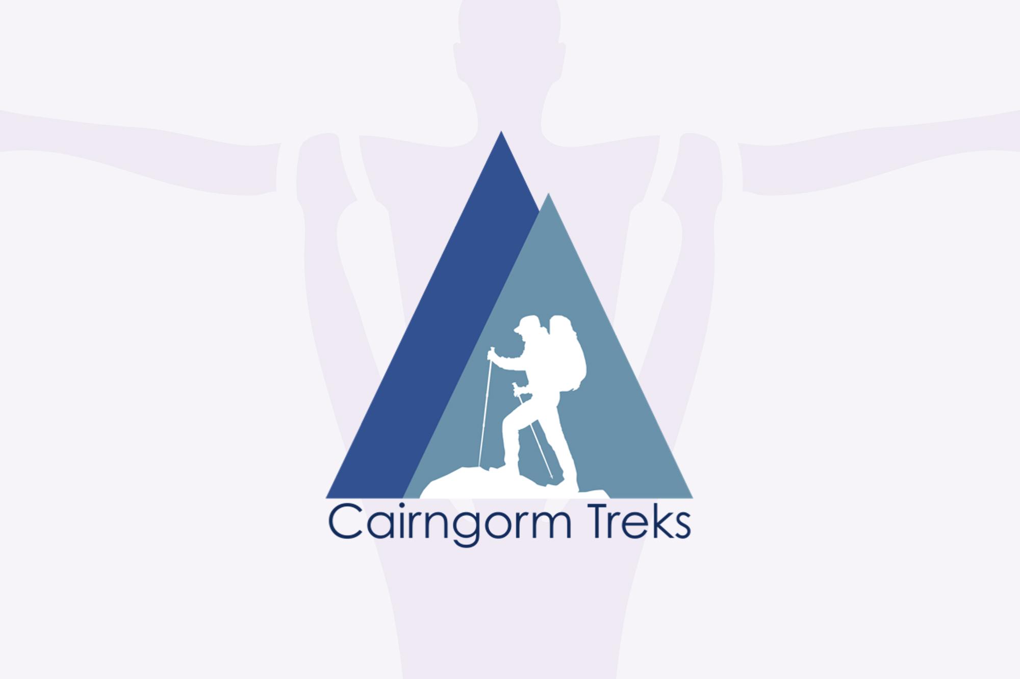 Cairngorm Treks logo