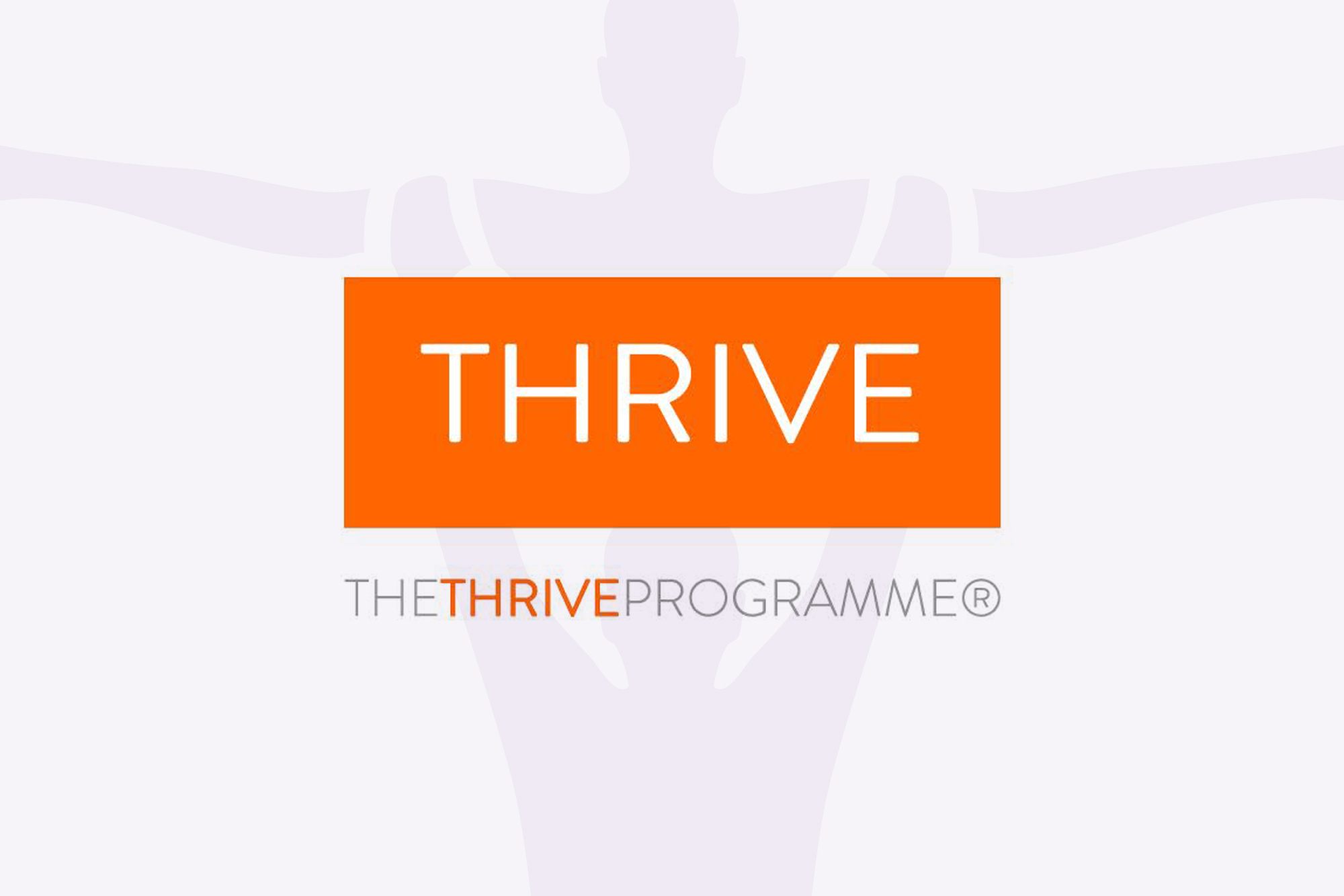 the thrive programme logo