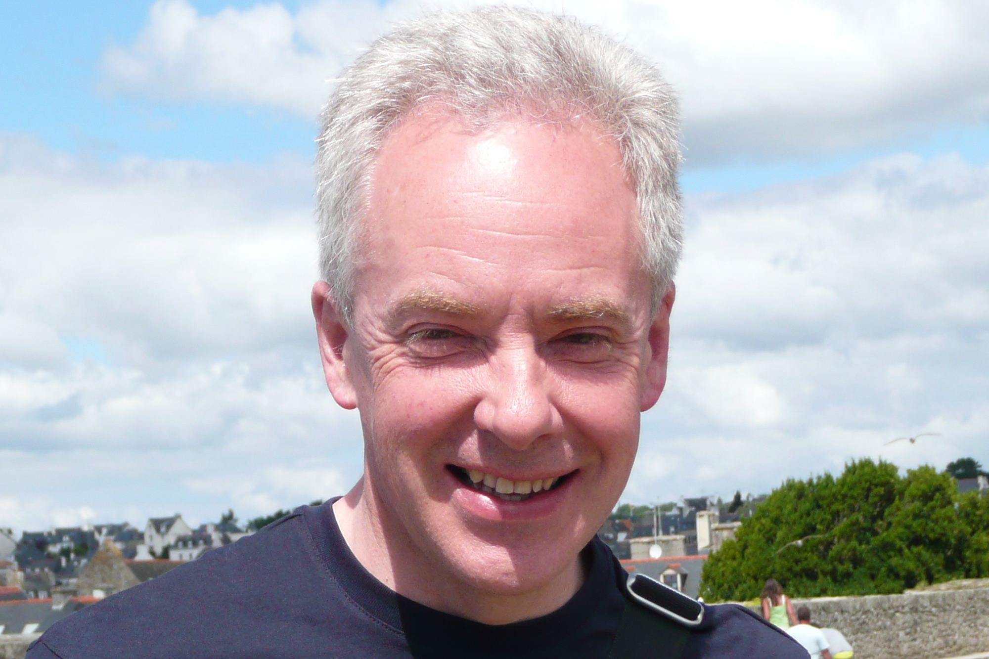 Malcolm Wright OBE